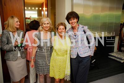 Rhona Friedman,Willee Lewis,Ann Brown,Renee Jones-Bos, A Birthday Tea for Willee Lewis,May 26,2011,Kyle Samperton