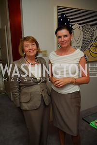 Betty Koshalek,Marilyn Stern, A Birthday Tea for Willee Lewis,May 26,2011,Kyle Samperton