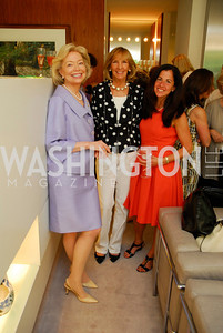 Joan Carl,Wendy Benchley,Molly Elkins, A Birthday Tea for Willee Lewis,May 26,2011,Kyle Samperton