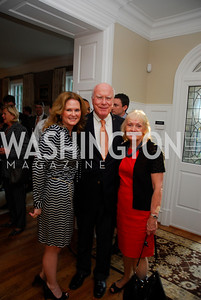 Suzanne Graham Gibson,Pat Leahy,Marcel Leahy,Book party for Bob Graham,June 14,2011,Kyle Samperton