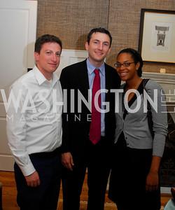 Michael Block,John Oxtlby,Amanda Brown,Book party for Bob Graham,June 14,2011,Kyle Samperton