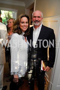 Charlotte Kettler,Bob Kettler,Book party for Bob Graham,June 14,2011,Kyle Samperton