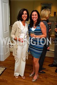 Diane Garfinkel,Julie Gersted,Book party for Bob Graham,June 14,2011,Kyle Samperton