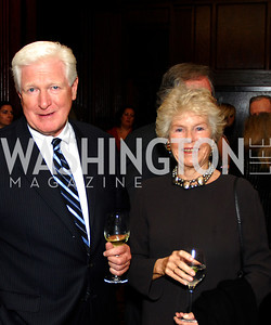 Jim Moran, Anne Pincin, A Book Party for Chris Matthews, November 2, 2011, Kyle Samperton