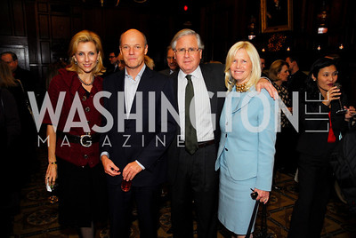 Katherine Bradley, Phil Griffin, Howard Fineman, Susan Blumenthal, A Book Party for Chris Matthews, November 2, 2011, Kyle Samperton