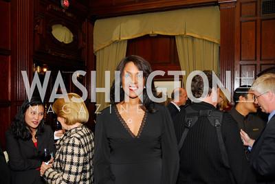 Michelle Bernard, A Book Party for Chris Matthews, November 2, 2011, Kyle Samperton