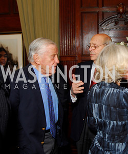 Ben Bradlee, A Book Party for Chris Matthews, November 2, 2011, Kyle Samperton