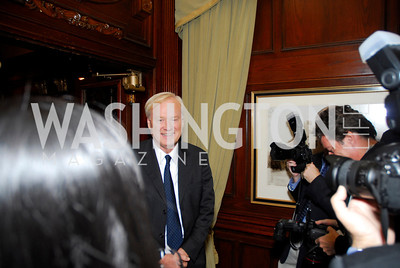 Chris Matthews, A Book Party for Chris Matthews, November 2, 2011, Kyle Samperton