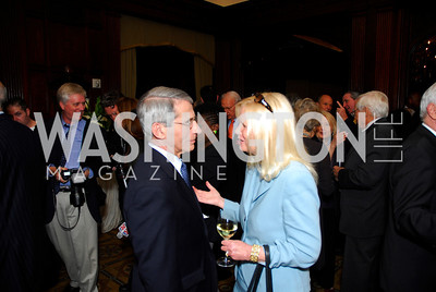 Anthony Faucci, Susan Blumenthal, A Book Party for Chris Matthews, November 2, 2011, Kyle Samperton