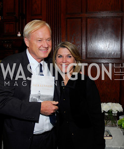 Chris Matthews, Kathleen Matthews, A Book Party for Chris Matthews, November 2, 2011, Kyle Samperton