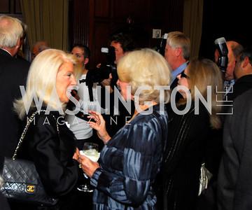 Kandy Stroud, Sally Quinn, A Book Party for Chris Matthews, November 2, 2011, Kyle Samperton