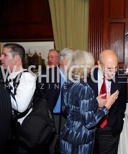 Stephen Breyer, A Book Party for Chris Matthews, November 2, 2011, Kyle Samperton