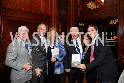 John Larsen Ed Markey, Susan O'Neil, Emily McLery, Jim Moran, Kelly O'Donnell, Luke Russert,  A Book Party for Chris Matthews, November 2, 2011, Kyle Samperton