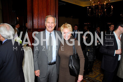 John Phillips, Linda Douglass, A Book Party for Chris Matthews, November 2, 2011, Kyle Samperton