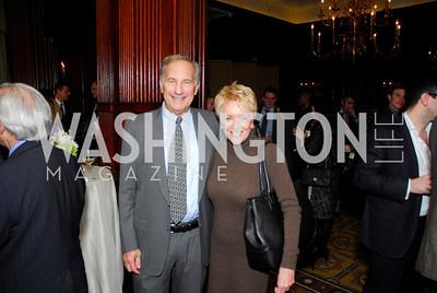 John Phillips, Linda Douglass, A Book Party for Chris Matthews, November 2, 2011, Kyle Samperton