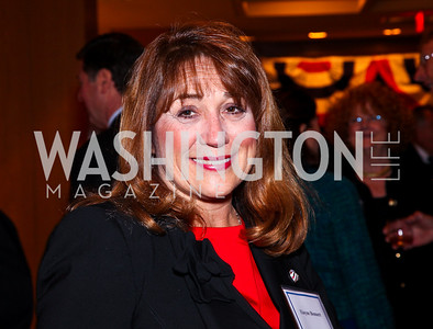Hostess Elayne Bennett. A Celebration honoring the Republican Freshmen of the 112th Congress. Photo by Tony Powell. Four Seasons Hotel. February 15, 2011