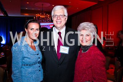 Jennifer Kemp Andrews, Dennis Prager, Joanne Kemp. A Celebration honoring the Republican Freshmen of the 112th Congress. Photo by Tony Powell. Four Seasons Hotel. February 15, 2011