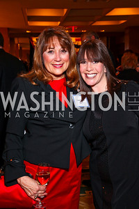 Hostess Elayne Bennett, Stacy Heit. A Celebration honoring the Republican Freshmen of the 112th Congress. Photo by Tony Powell. Four Seasons Hotel. February 15, 2011