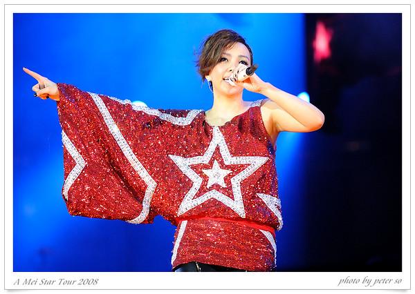 A Mei Star Tour 2008 張惠妹香港演唱會