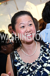 I-Hsin McConnell. Photo by Tony Powell. A Night of Broadway Stars. THEARC. May 19, 2011