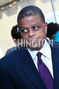 Mark Anderson. Photo by Tony Powell. A Night of Broadway Stars. THEARC. May 19, 2011