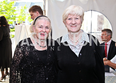 Donna Shor, Margaret Hickey. Photo by Tony Powell. A Night of Broadway Stars. THEARC. May 19, 2011