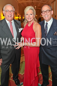 Donald Sigmund, Deborah Sigmund, Michael Kentor. A Night to Benefit the Fight Against Child Trafficking‏. Mayflower Hotel. October 19, 2011. Photo by Alfredo Flores