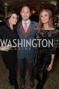 Howard Lee, Erika Paola Gutierrez. A Night to Benefit the Fight Against Child Trafficking. Mayflower Hotel. October 19, 2011. Photo by Alfredo Flores