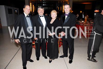 Ed Bergazzi, Richard Trumpka, Barbara Trumpka, Novica Prekapi, Roman Gala, October 19, 2011, Kyle Samperton