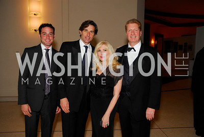 Don Tempman, Paul Pelosi, Christina Cox, Timothy Barton, Roman Gala, October 19, 2011, Kyle Samperton