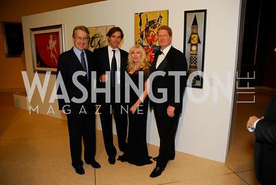 Giulio Sant 'Agata, Paul Pelosi, Christina Cox, Timothy Barton, Roman Gala, October 19, 2011, Kyle Samperton