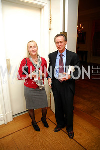 Eileen Vogel ,Ron Vogel,October 27,2011.A Book Party forAmanda Smith,Kyle Samperton