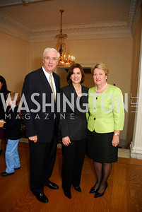 Michael Collins,Vicki Kennedy,Marie Collins,October 27,2011.A Book Party forAmanda Smith,Kyle Samperton