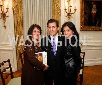 Izette Folger,James Meyer,Mai Abdo,October 27,2011.A Book Party forAmanda Smith,Kyle Samperton