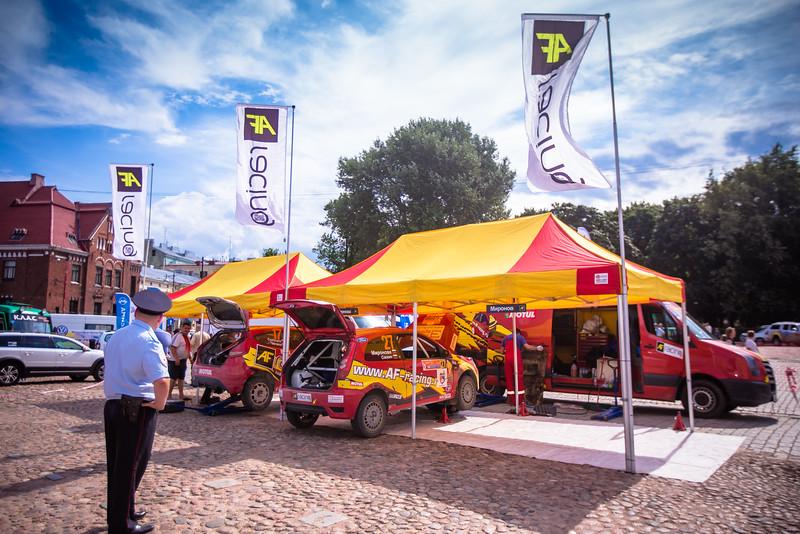 Rally Vyborg 2014