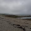 Stone beach.