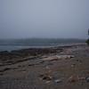 Foggy coastline at Wonderland 1.