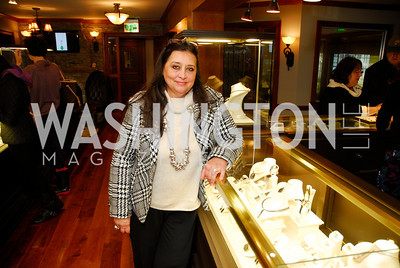 Susana Agostini,October 29,2011,Adeler Jewelry Expansion,Kyle Samperton