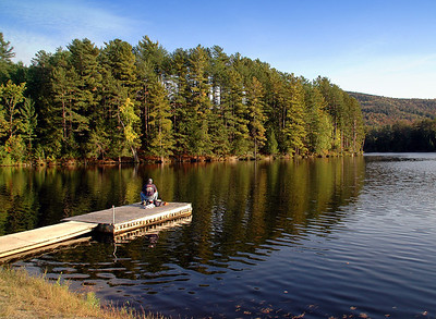 Blue Mountain Lake, Adirondacks
