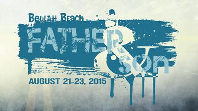 2015 Father & Son Retreat