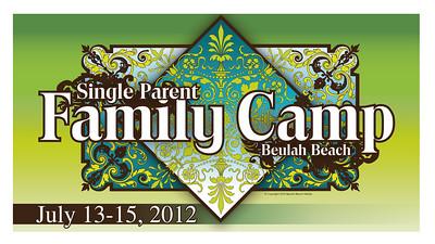 2012 Single Parent Family Camp
