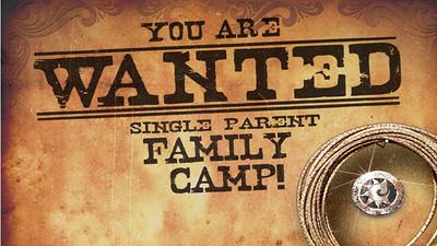 2013 Single Parent Family Camp
