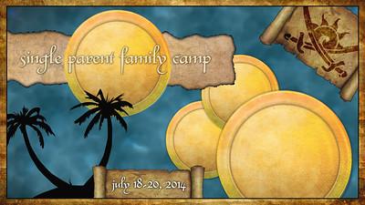 2014 Single Parent Family Camp