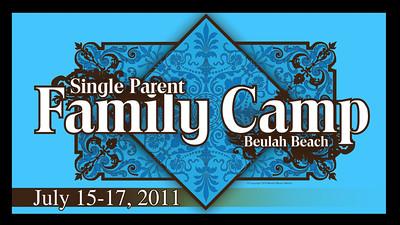 2011 Single Parent Family Camp