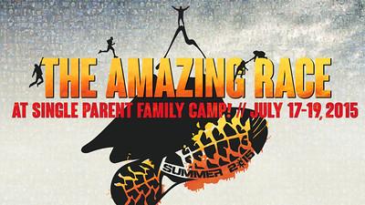 2015 Single Parent Family Camp