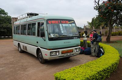 Africa Day 4 (Moshi, TZ; Mt. Kilimanjaro)