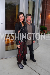 Marnie Kenney,Dennis Kenney,After Dark at The Arc,September 17,2011,Kyle Samperton