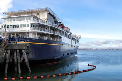 Alaskan Ferry - From Bellingham to Ketchikan