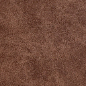 Timber distressed leather