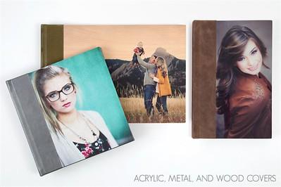 Add On: Photo on Wood, Acrylic or Metal! ($150)
